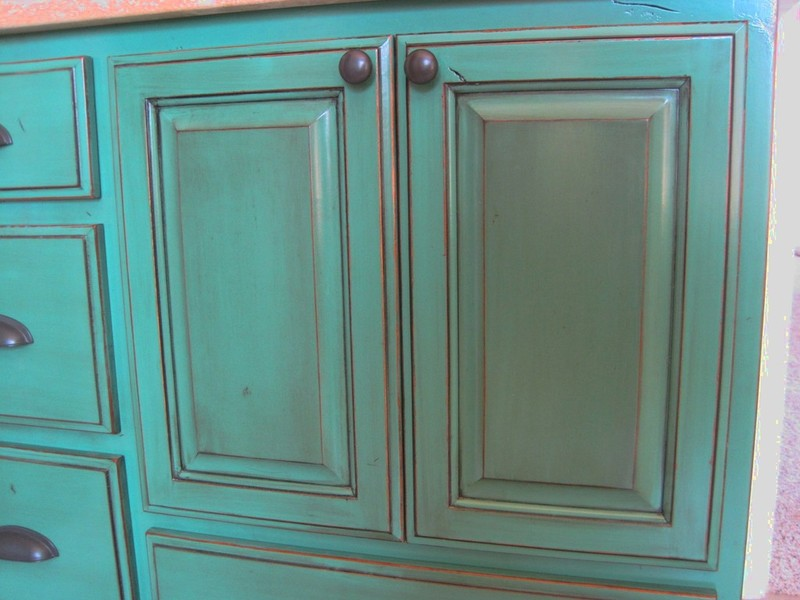 Raised Panel Custom Cabinet Doors